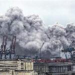 Brasil: Lluvias provocan fuga de gas tóxico y alarma urbana