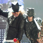 Guns N' Roses actuará en Las Vegas, adelantando reencuentro