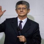 Venezuela: Ramos Allup jura como nuevo presidente del Parlamento
