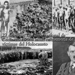 ONU: Rinden tributo a víctimas del Holocausto y objetan antisemitismo