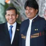 Presidentes Humala y Morales  impulsan recuperación del lago Titicaca