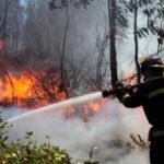 Chile: Alerta por once incendios forestales activos en varias regiones