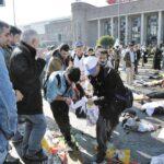 Irak: Más de 40 policías muertos en ataques suicidas del EI
