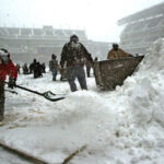 EEUU: Cinco estados en emergencia por llegada de súper nevada Jonás