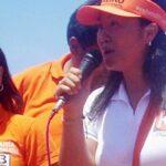 Sentencian a prisión a congresista fujimorista María López Córdova