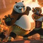 Kung Fu Panda 3 fue taquillazo en su estreno de EE.UU.