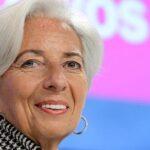 Christine Lagarde será candidata a segundo mandato del FMI