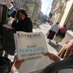 Bolivia: La Prensa deja de circular por problemas financieros