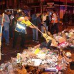 La Victoria: Recogen 600 toneladas de basura en Gamarra