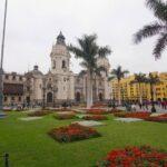 La Ciudad de Lima cumple hoy 481 años de fundación española