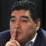 """Maradona: Messi """"es un fenómeno como jugador y como pibe"""""""