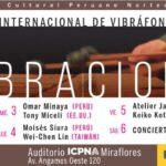 Lima alberga Festival Internacional de Vibráfono y Marimba