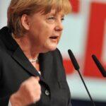 Angela Merkel defiende endurecer leyes para refugiados