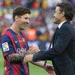 IFFHS: Luis Enrique el mejor técnico y Messi mejor 'cerebro' del 2015