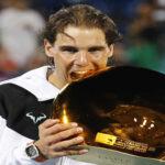 Abu Dabi: Rafa Nadal logra el título tras batir a Raonic