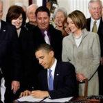 Barack Obama veta proyecto de ley que derogaba su ley de salud