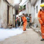 La Victoria: Realizan operativo de limpieza en cerro San Cosme