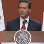 Peña Nieto: Captura de 'El Chapo' Guzmán es acción contra la impunidad (VIDEO)