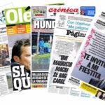 Argentina: Gobierno modifica ley de medios y disuelve entes reguladores