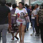 Ángela Villón, trabajadora sexual que busca ser legisladora