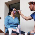 Cajamarca: Promueven uso de pintura saludable en carnaval