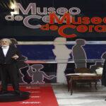 Plácido Domingo desea que su figura de cera esté cerca del Real Madrid