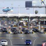 Año Nuevo: Más de 70 mil vehículos regresaron de playas