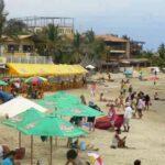 Talara: Más de 20 mil turistas visitaron playas en Año Nuevo