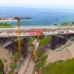 Miraflores: Inician plan de desvíos por obras de puente Villena