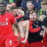 Liverpool remonta y se coloca a las puertas de la Copa Europa