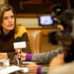 Mercedes Aráoz: Indigna comportamiento de fujimoristas