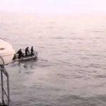 Ecuador: Rescatan en el mar a dos pescadores perdidos desde Navidad