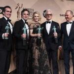 Premios SAG: Spotligth gana como elenco, DiCaprio como actor