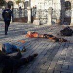 Peruana herida en atentado de Estambul está fuera de peligro