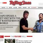 """'Rolling Stone' publica el vídeo completo de entrevista a """"El Chapo"""""""