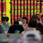China supera los 100 millones de inversores en la bolsa