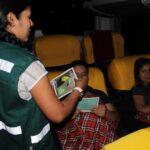 Junín: Serfor inicia plan de información y prevención