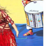 Shakira lanza tema de película Disney Zootopia