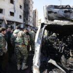 Siria: Explosiones en Damasco dejan 58 muertos y 40 heridos