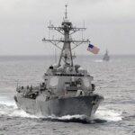 China denuncia incursión de buque militar de EEUU en sus aguas