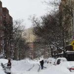 EEUU: Prohíben circulación de vehículos por tormenta de nieve