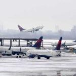 Tormenta Jonás: Reabren operaciones en aeropuertos de Washington
