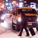 EEUU: Tormenta de nieve Jonas obliga a cancelar 1,000 vuelos