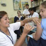 Minsa garantiza abastecimiento de vacunas contra fiebre amarilla