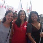 Frente Amplio: Plancha congresal la encabeza Marisa Glave
