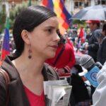 Verónika Mendoza: Gas de Camisea debe servir al desarrollo nacional
