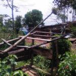 Cusco: Fuertes vientos vuelan 50 techos