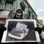 Índice de asesinatos hace descender esperanza de vida de mexicanos