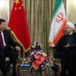 """Rohani y Xi abren """"nueva era"""" para Irán y China con pacto"""