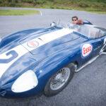 Automovilismo: Sobrino de Ayrton Senna corrió con autos de J.M. Fangio